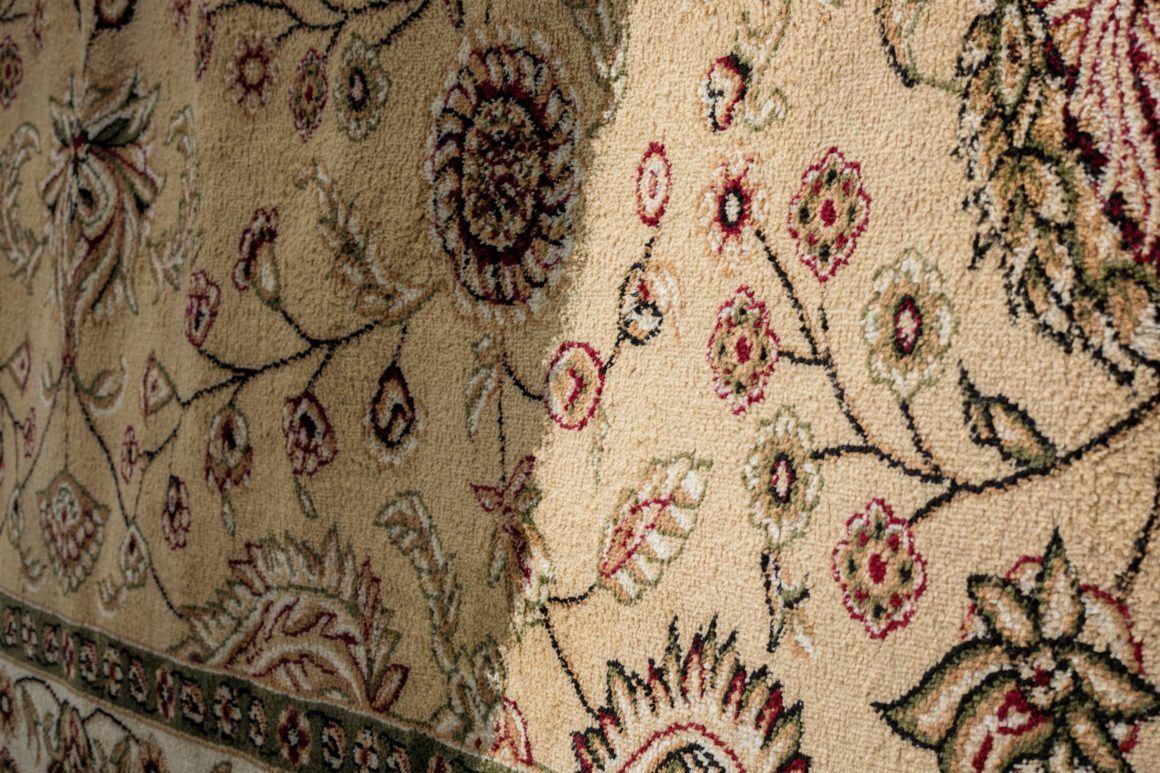 Химчистка ковров ручной работы