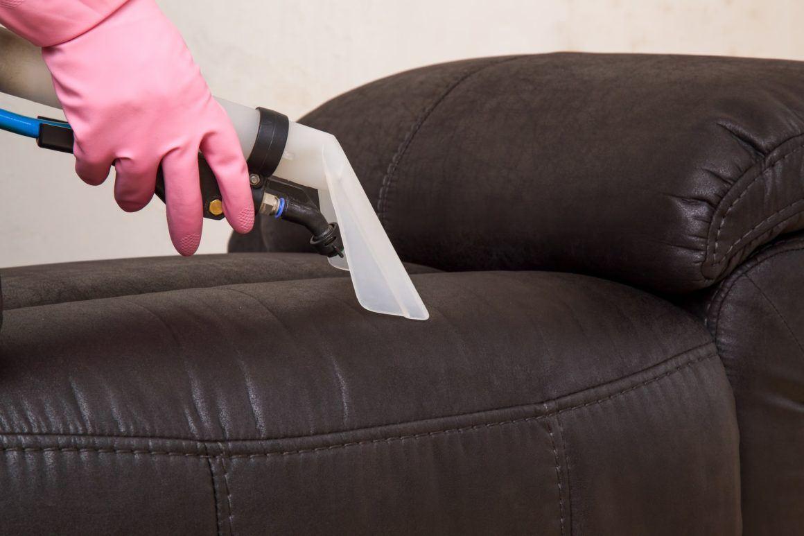 Химчистка кожаной мебели
