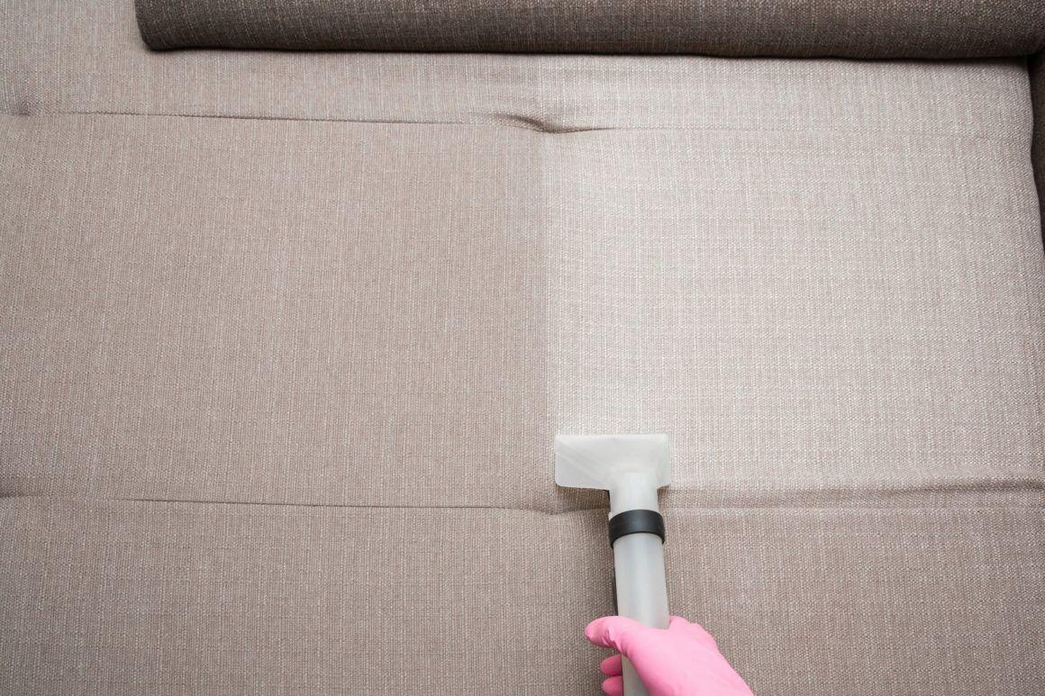 Сухая химчистка мягкой мебели